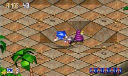 Sonic 3D Blast screenshot 4/4