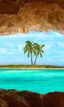 Island With Palm Tree Live Wallpaper screenshot 1/3