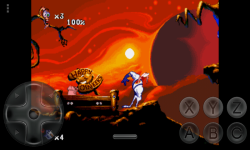 Earthworm Jim 2 for Android FREE screenshot 1/3