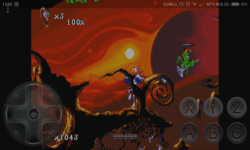 Earthworm Jim 2 for Android FREE screenshot 3/3