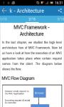 Learn MVC Framework screenshot 2/3