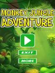 Monkey Jungle Adventure screenshot 1/3