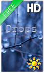 Drops HD Live Wallpaper screenshot 1/2