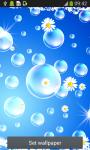 Bubbles Live Wallpapers Free screenshot 2/6