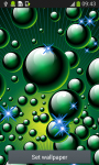 Bubbles Live Wallpapers Free screenshot 3/6