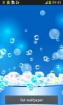 Bubbles Live Wallpapers Free screenshot 5/6