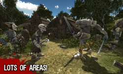 Troll Warrior Adventure 3D screenshot 1/4