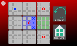 Tic Tac Toe UT3 screenshot 4/6