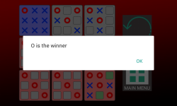Tic Tac Toe UT3 screenshot 5/6