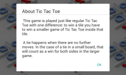 Tic Tac Toe UT3 screenshot 6/6