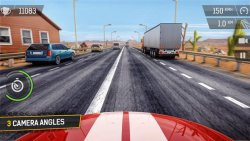 Speed Racer vs Police Cars screenshot 1/2