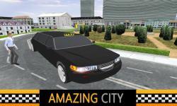 Limo Taxi Transport Simulator screenshot 2/3