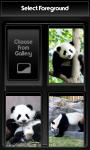 Panda Zipper Lock Screen Free screenshot 3/6