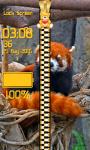 Panda Zipper Lock Screen Free screenshot 4/6