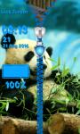 Panda Zipper Lock Screen Free screenshot 6/6