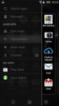 XPERIA Black Steel Theme primary screenshot 3/6