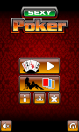Sexy poker screenshot 5/6