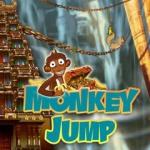 Monkey Jump Lite screenshot 1/3