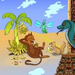 Monkey Jump Lite screenshot 3/3