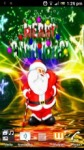 Santa christmas HD Live wallpaper screenshot 3/6