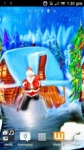 Santa christmas HD Live wallpaper screenshot 4/6