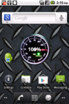 Turbo Booster Battery Widget screenshot 1/2