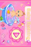 Cute Baby Taking Bath screenshot 2/3