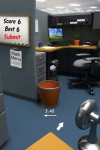 Paper Toss HD Free screenshot 1/1