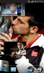 Novak djokovic lwp screenshot 2/3