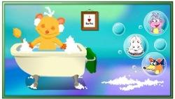 Dora Explorer: Bath Adventure screenshot 1/2