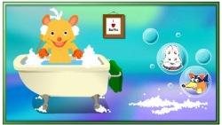 Dora Explorer: Bath Adventure screenshot 2/2