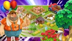 Happy Farm: Candy Day screenshot 1/2