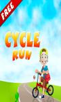 cycle run screenshot 1/1