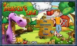 Free Hidden Object Games - A Dragons Tale screenshot 1/4
