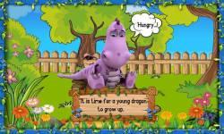 Free Hidden Object Games - A Dragons Tale screenshot 2/4