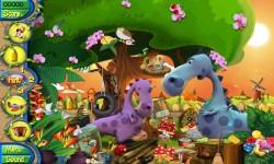 Free Hidden Object Games - A Dragons Tale screenshot 3/4