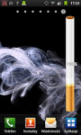 Cigarette Real Widget Battery screenshot 1/4