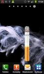 Cigarette Real Widget Battery screenshot 2/4