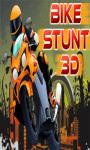 Bike Stunt 3D - Free screenshot 1/4