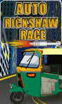 Auto Rickshaw Race – Free screenshot 1/6