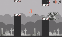 Flappy Vampire Bat screenshot 3/4