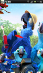 Rio 2 Live Wallpaper 4 screenshot 1/3