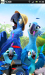 Rio 2 Live Wallpaper 4 screenshot 3/3
