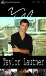 Taylor Lautner Wallpaper New screenshot 1/6