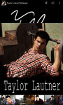 Taylor Lautner Wallpaper New screenshot 3/6