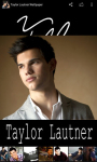 Taylor Lautner Wallpaper New screenshot 4/6