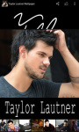 Taylor Lautner Wallpaper New screenshot 5/6