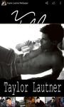Taylor Lautner Wallpaper New screenshot 6/6