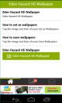 New EDEN HAZARD HD WALLPAPER screenshot 2/3