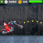 Santa Stunt Rider screenshot 1/3